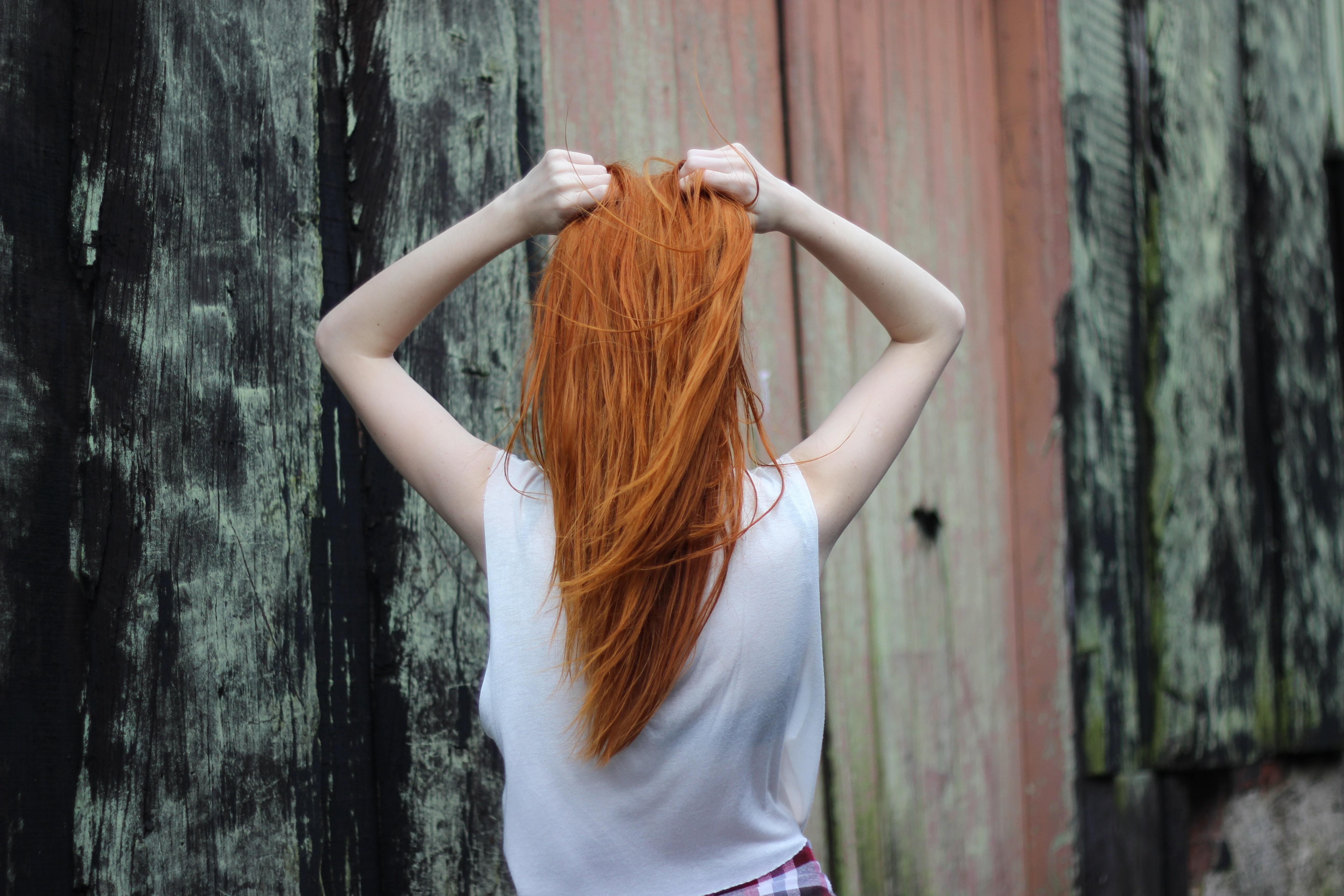 Problemi dei capelli: le doppie punte