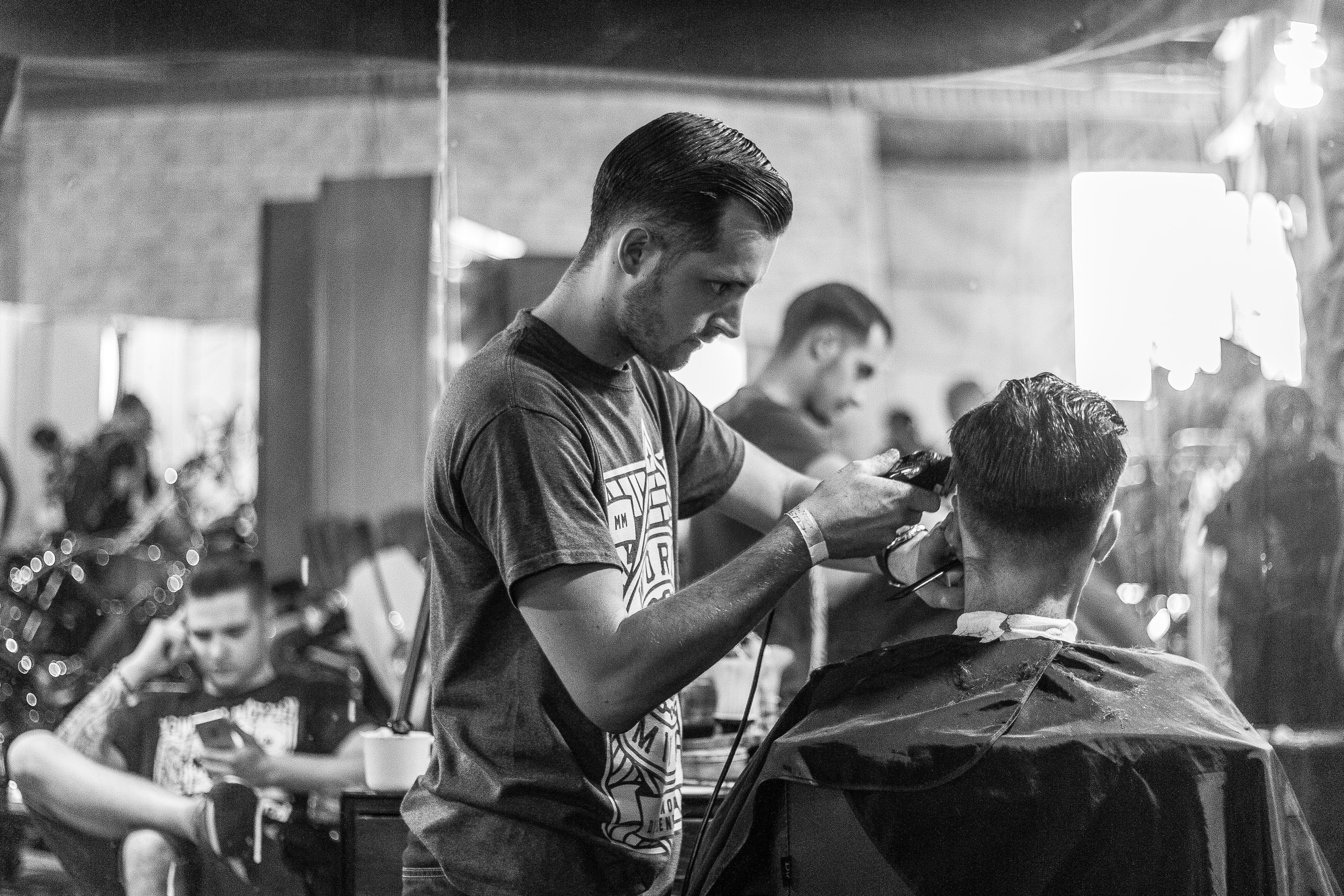 Mascherare il diradamento dei capelli