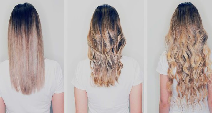 Le extension per minimizzare il diradamento dei capelli