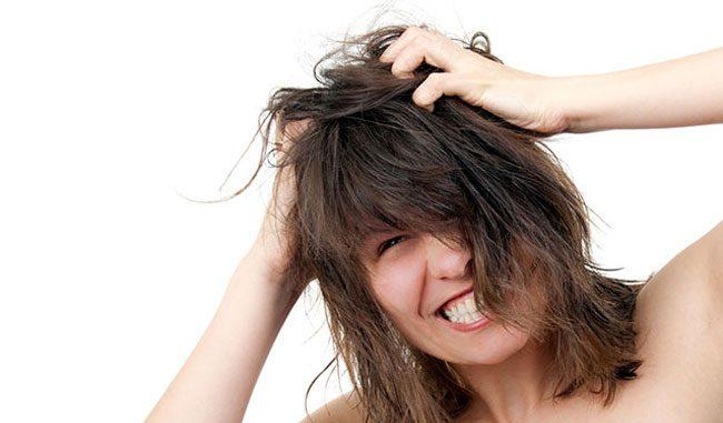Caduta dei capelli e prurito