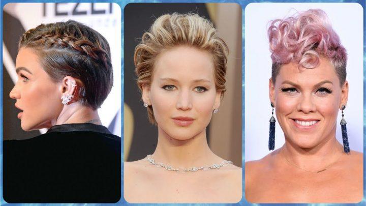 5 acconciature semplici per capelli corti
