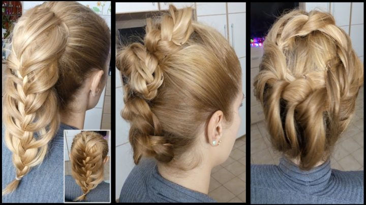 5 acconciature semplici per capelli lunghi