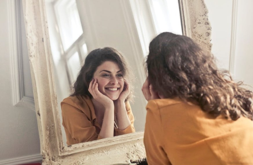 Problemi dei capelli e accettazione di sé