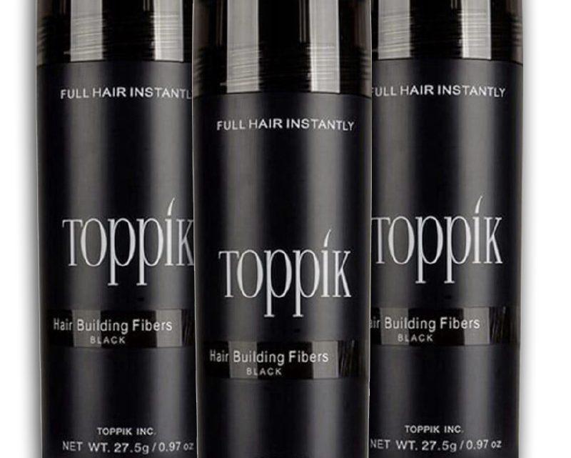 Microfibre di cheratina Toppik
